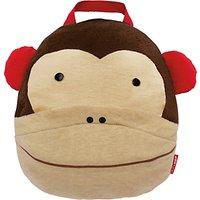 Skip Hop Monkey Baby Travel Blanket