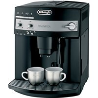 DeLonghi ESAM3000.B Magnifica Bean-to-Cup Coffee Machine, Black
