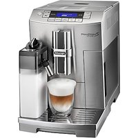 DeLonghi ECAM28.465.M Prima Donna S Deluxe Bean-to-Cup Coffee Machine, Stainless Steel