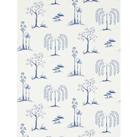 sanderson willow tree paste the wall wallpaper