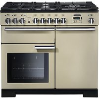 Rangemaster Professional Deluxe 100 Dual Fuel Range Cooker