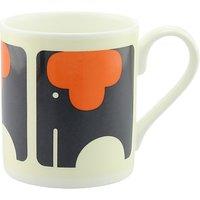 Orla Kiely Elephant Mug, 0.25l