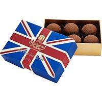 Charbonnel Et Walker Union Jack Cocoa Dusted Milk Truffles, 65g