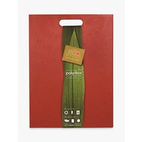 Architec Ecosmart Polyflax Chopping Board, Red
