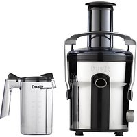 Dualit 88220 Dual Max Juice Extractor, Polished Silver