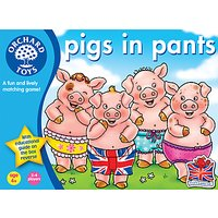 Orchard Toys Pigs In Pants Game