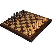 John Lewis Classic Wooden Chess Set, Large