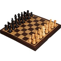 John Lewis Classic Chess Set, Small