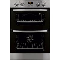 Zanussi ZOD35712XK Double Electric Oven, Stainless Steel