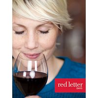 Red Letter Days Wine Tasting Evening for 2