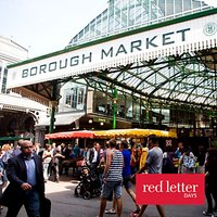 Red Letter Days A Taste of Borough Market for 2 with Celia Brooks