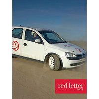 Red Letter Days Rally Driving Experience