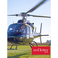 Red Letter Days 30 Minute Helicopter Sights Tour
