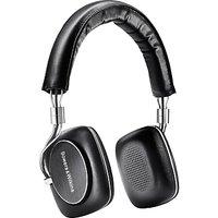 Bowers & Wilkins P5 Series 2 On-Ear Headphones, Black