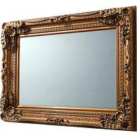 Carved Louis Mirror, Cream, 120 x 89.5cm