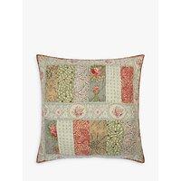 John Lewis Gracie Floral Patchwork Large Cushion Cover