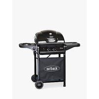 Outback Omega 250 2-Burner Gas BBQ