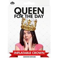 NPW Inflatable Queen Crown