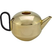 Tom Dixon Form Teapot, Brass, 500ml