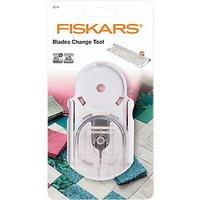 Fiskars Titnium Blade Change Tool, Clear