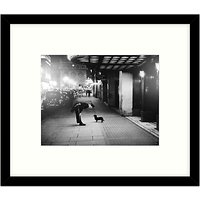 Getty Images Gallery Commissionaires Dog Framed Print, 49 x 57cm