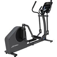 Life Fitness E1 Eliliptical Cross Trainer with Track Plus Console