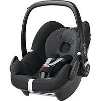 Maxi-Cosi Pebble Group 0+ Baby Car Seat, Black Raven