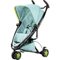 Quinny Zapp Xtra2 Pushchair, Miami Special Edition Blue Pastel