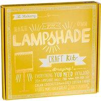 The Makery Make a Lampshade Kit