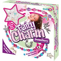 Craft Box Make Your Own Fairy Charm Jewellery