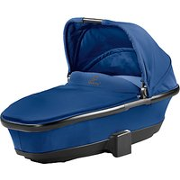 Quinny Foldable Carrycot, Blue Base