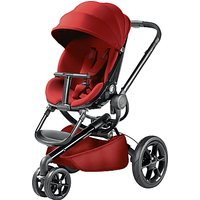 Quinny Moodd Pushchair, Red Rumour