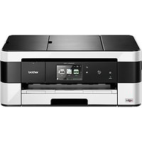 Brother MFC-J4625DW Wireless All-in-One A3 Colour Inkjet Printer and Fax Machine
