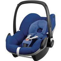 Maxi-Cosi Pebble Group 0+ Baby Car Seat, Blue Base