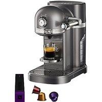 Nespresso Artisan Coffee Machine by KitchenAid