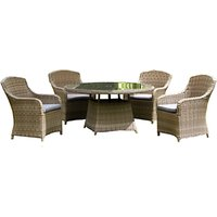 Royalcraft Wentworth 4-Seater Outdoor Dining Set