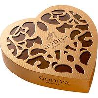 Godiva Coeur Iconique Chocolate Box, 150g