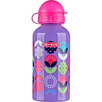 Micro Scooter Bottle, Floral Dot