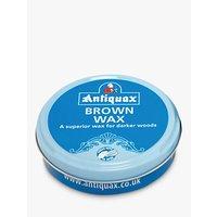 Antiquax Brown Furniture Wax, 100ml