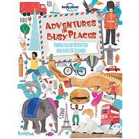 Lonely Planet Adventures In Busy Places Book