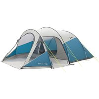 Outwell Earth 5 Tunnel Tent, Grey/Blue