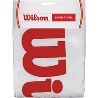Wilson Sports Towel, Red/White