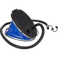 Outwell 5L Foot Pump, Black/Blue