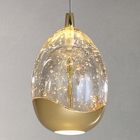 John Lewis Droplet LED Single Pendant Ceiling Light