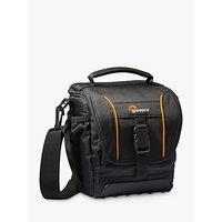 Lowepro Adventura SH 140 II Camera Shoulder Bag for DSLRs, Black