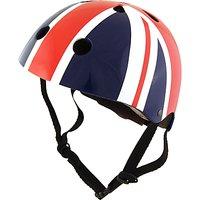 Kiddimoto Union Jack Helmet, Small