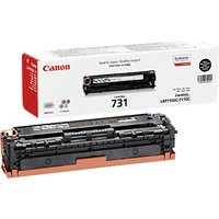 Canon CRG-731B Toner Cartridge, Black