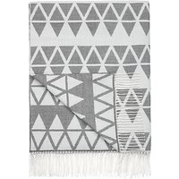 John Lewis Triangles Throw