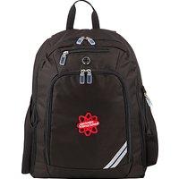 East London Science School Backpack, Black