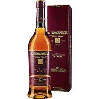 Glenmorangie Lasanta 12-Year-Old Highland Single Malt Scotch Whisky, 70cl
